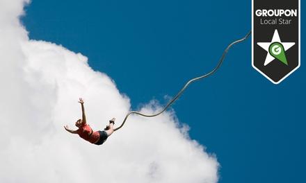 Aventuresca — Santa Maria da Feira: salto pendular para 1, 2, 3 ou 4 pessoas desde 13€