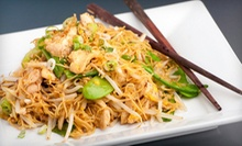 $10 for $20 Worth of Traditional and Northern Thai Cuisine at Lanna Thai Cuisine