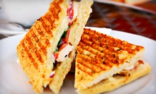 $15 for Three Groupons, Each Good for $10 Worth of Italian Food at Via Fresca ($30 Total Value)