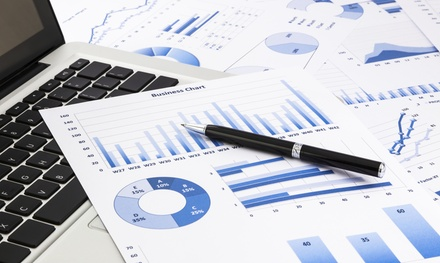 Online Microsoft Excel Training Course or Business Finance Workshop from Startup Saturdays Online (Up to 93% Off)