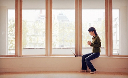 $129 for Interior &amp; Exterior Window Cleaning Package from Stevenson&#x27;s Window, Carpet &amp; Tile Cleaning (Up to $320 Value)