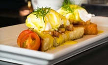 Brunch for Two or Four at Haus Dessert Boutique (Up to 40% Off)