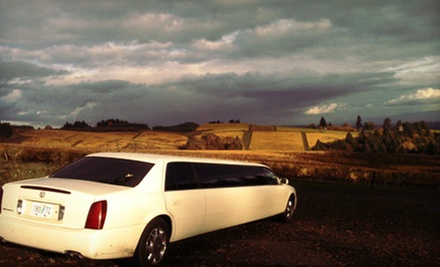 $49 for a Five-Hour Yamhill County or Columbia River Gorge Wine Tour from G-Limos ($102 Value)