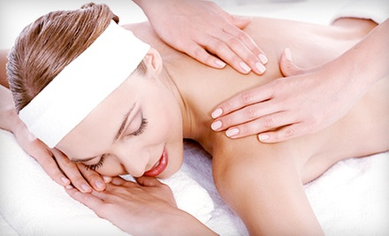 Relaxation Massage or Spa Day with Body Wrap and Massage for One or Two at The Beauty Centre Spa (Up to 62% Off)