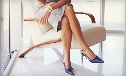 Men's Shoe-Heel Repair or $10 for $20 Worth of Women's Shoe Repair or Purse and Luggage Repair at Houston Shoe Hospital