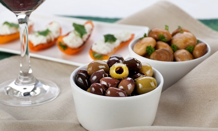 $15 for $30 Worth of Tapas at Cloud 9 Martini & Tapas Bar