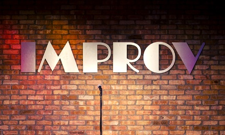 Standup Comedy at The Orlando Improv (Up to 75% Off)