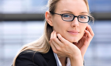 $50 for $225 Worth of Eyeglasses at Pearle Vision. Eight Locations Available.
