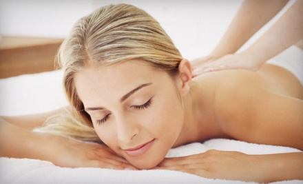One or Three 60-Minute Therapeutic Massages at Cynergy Massage and Wellness Center (Up to 53% Off)