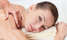 60-Minute Relaxation-Therapy or Restore-Therapy Massage at MassageWorks DC, LLC (Up to Half Off)