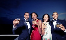 Booze Cruise for One, Two, or Four Passengers with One Drink Each and a Live DJ from Above All Cruises (Up to 54% Off)
