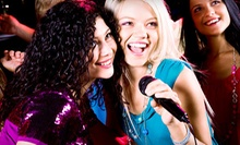 One or Two Hours of Table Rental for Karaoke at Shalyapin (Up to 74% Off). Three Options Available.