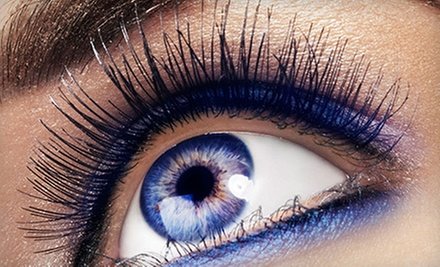 Full Set of Eyelash Extensions with Optional Fill at Lola Bella (Up to 69% Off)
