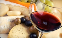 Wine Tasting with Gourmet Appetizers for Two or Four at Casavino Custom Winery (Up to 55% Off)