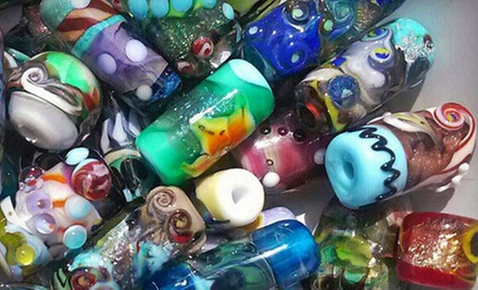 $125 for a Glass-Bead-Making Workshop at Neusole Glassworks ($250 Value)