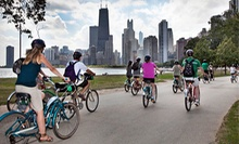 Guided Bike Tours or a Full-Day Bike Rental from Bobby's Bike Hike (Up to 51% Off). Four Options Available.