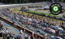 Racing Event with Concessions for Two or Four at Berlin Raceway (Up to 58% Off)