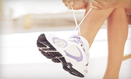 $25 for $50 Worth of Brand-Name Athletic Footwear at Athletic Planet