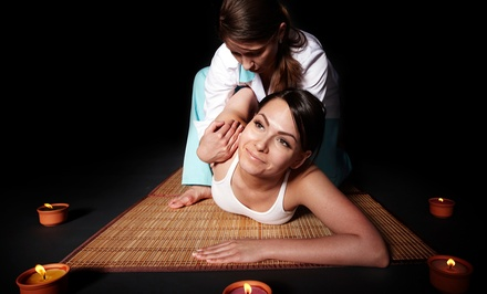 60- or 90-Minute Thai Combination Massage for an Individual or Couple at Paradise Massage (50% Off)