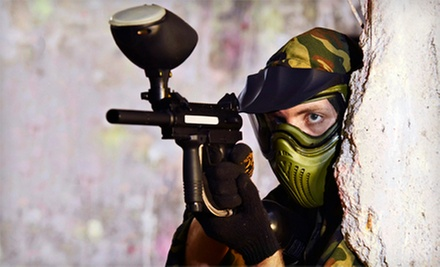All-Day Paintball with Equipment and 200 Paintballs Each for Two, Four, or Six at Paintball Plex (Up to 60% Off)