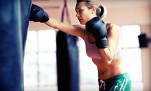 $15 for Two Weeks of Boxing and Kickboxing Classes with Hand Wraps at Title Boxing Club ($44 Value)