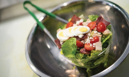 Two or Four Signature Salads at Salads UP (Up to 43% Off)