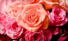 C$40 for C$80 Worth of Flowers with Complimentary Box of Chocolates from Très Chic Weddings & Events