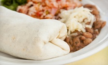 $10 for $20 Worth of Mexican Cuisine at Cafe Silvestre