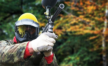 Three-Hour Paintball Package for Two, Four, or Six at Killer Paintball (Up to 60% Off)
