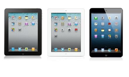 iPad 1, 2 ou 3 recondicionado de 16, 32 ou 64 GB desde 149 € com envio gratuito