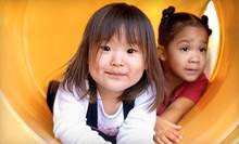 One-Week, One-Month, or Three-Month Child's Playground Pass at Villari's Family Centers (Up to 61% Off)