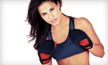 $30 for Four Kickboxing Classes with Personal Training and Gloves at Monkey Fist MMA ($115 Value)