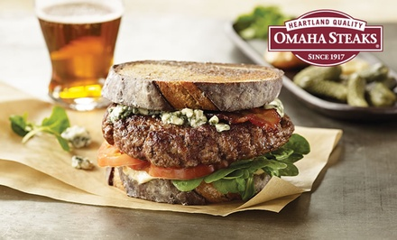 July Fourth Grill Packages from Omaha Steaks (Up to 69% Off). Three Options Available.