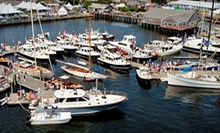 Entry for Two with Optional One-Year Magazine Subscription to the Maine Boats, Homes & Harbors Show (Up to 54% Off)