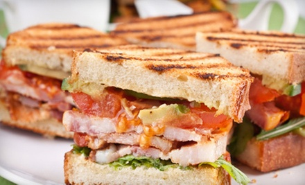 $15 for $30 Worth of American Food at City Bistro
