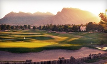 $34 for an 18-Hole Golf Outing with Cart Rental and Driving-Range Balls at Palm Valley (Up to $99 Value)