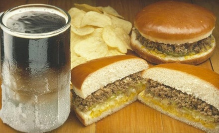 $7 for $14 Worth of Burgers, Fries, and Sandwiches at NuWay Burgers