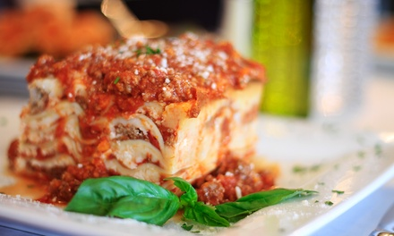 Italian Cuisine for Two or Four at Capri Ristorante (Up to 50% Off). Four Options Available.