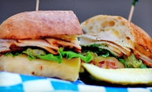 $10 for $20 Worth of Sandwiches, Soups, and Baked Goods at Small Planet Delicatessen & Bakery