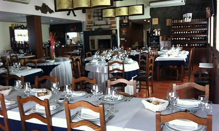 O Broas — Avintes: jantar português para dois com entradas, pratos principais, bebidas, cafés e digestivos desde 16,95€