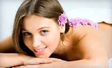 One or Three Swedish or Ashiatsu Massages at Cherry Blossom Massage &amp; Wellness Center (Up to 55% Off)