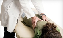 Chiropractic Exam and Consultation with One or Three Adjustments at Lifetime Family Wellness Centers (Up to 89% Off)