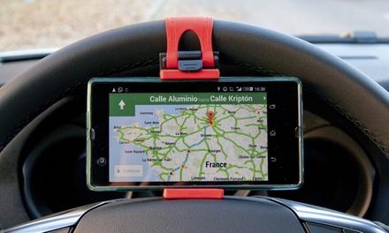 Suporte de automóvel para smartphone por 4,90 €