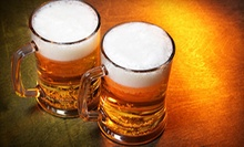 Beer Flights and American Food for Two or Four at Belcourt Taps (Up to 54% Off)