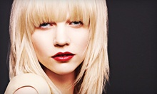 Salon and Spa Services Plus $20 Product Voucher at Lux Aveda Salon/Spa (Up to 64% Off). Two Options Available.
