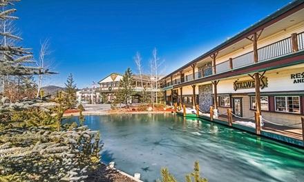 1-Night Stay at Northwoods Resort Big Bear in Big Bear Lake, CA