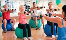 10 or 20 Fitness Classes at LifeStyleRx (Up to 90% Off)