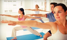 10 or 20 Hot-Yoga Classes at Heat Yoga Studio (Up to 80% Off)