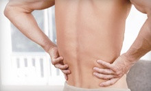 $20 for a Chiropractic Exam with Adjustment and Hydromassage at Desert Cities Chiropractic (Up to $80 Value)