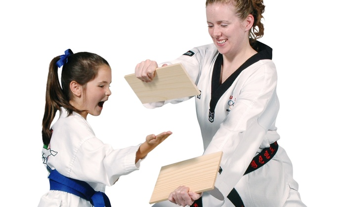 30 Days of Unlimited Classes at Master Cho's Tae Kwon Do & Martial